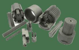 Bauteile mit der Senkerosion gefertigt