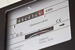 Berechnung der Energiekosten Tabelle