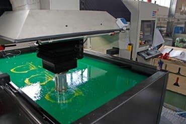 Senkerodieren im Einsatz bei der Grün Mechanik GmbH