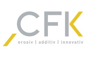 Firmenlogo der C.F.K. CNC-Fertigungstechnik Kriftel GmbH